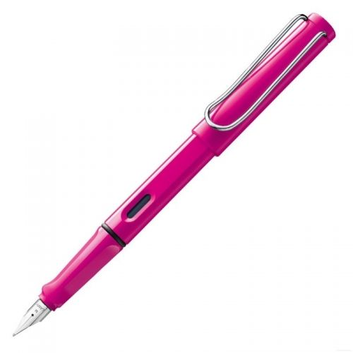 Писалка Lamy Safari Pink