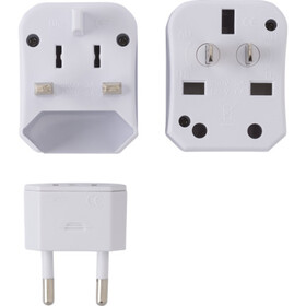 ABS travel adapter
