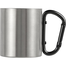 Stainless steel double walled mug